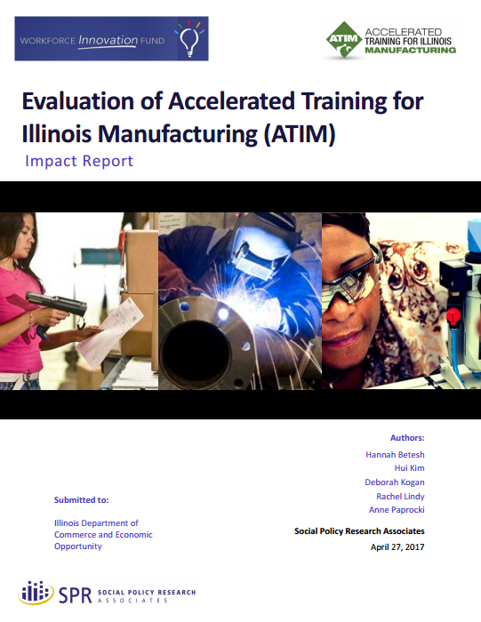 Cover of ATIM Implementation Report