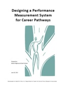 Career Pathways Memo Cover