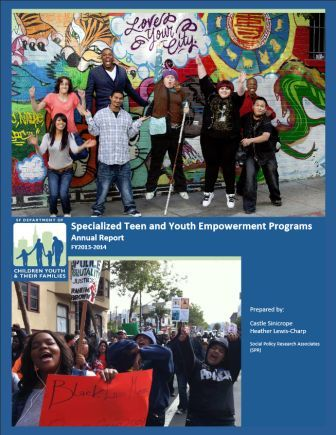 DCYF Teen Final Report Cover