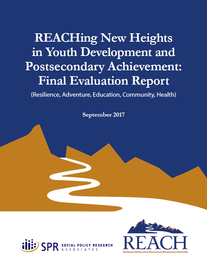 Cover of REACH Final Executive Summary Report
