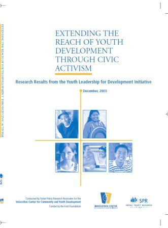 Extending the Reach Report Cover