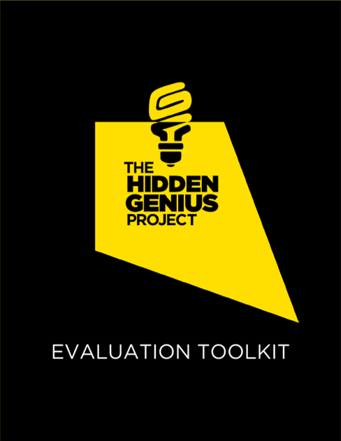 Cover of Hidden Genius Toolkit