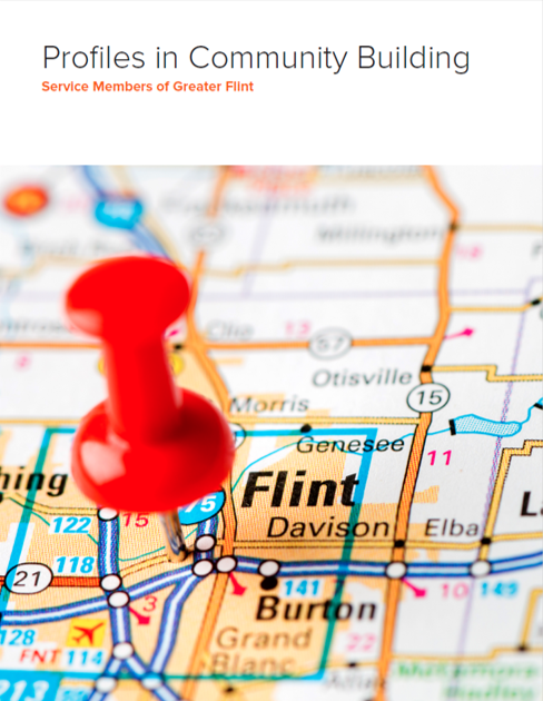 Cover of Profiles in Community Building: Service Members of Greater Flint