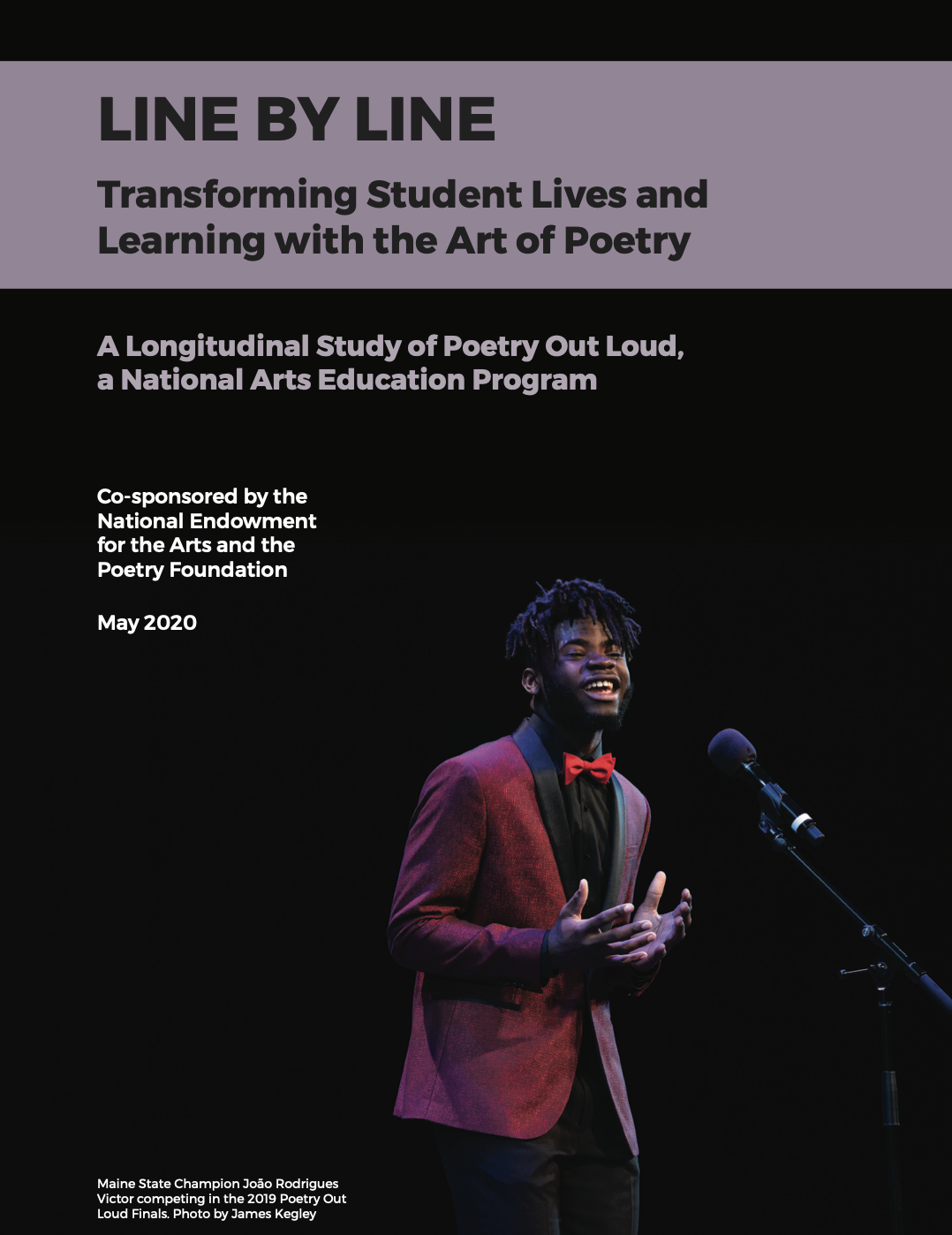 Cover of Line By Line: Transforming Student Lives and Learning with the Art of Poetry